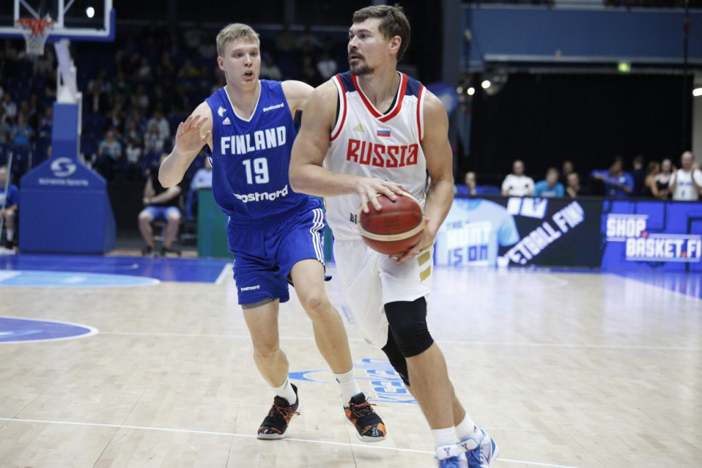 Нижегородский баскетболист дебютирует на Кубке мира