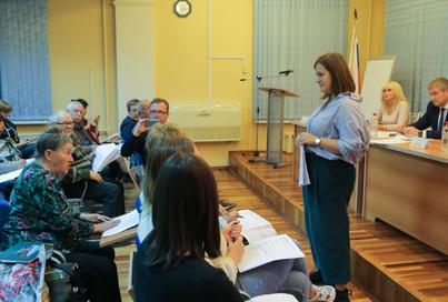 Нижегородцы активно включились в создание дизайн-проекта благоустройства второй очереди улицы Большая Покровская и площади Горького