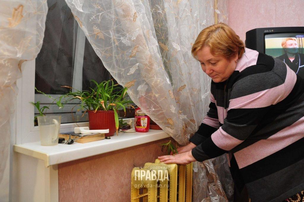Количество рабочих бригад на домах, где идет капитальный ремонт систем отопления, увеличено