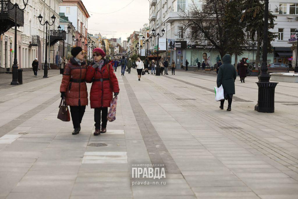 Выходные в Нижнем Новгороде будут облачными, но без осадков