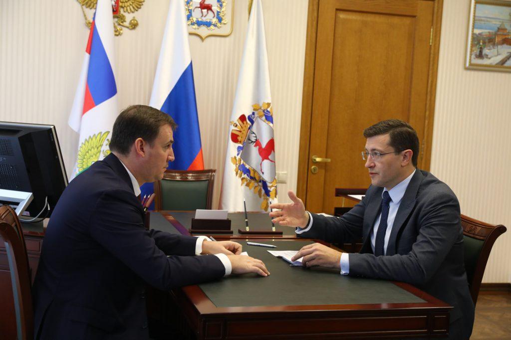 Глеб Никитин: «Более 5000 новых рабочих мест планируется создать всельском хозяйстве Нижегородской области»