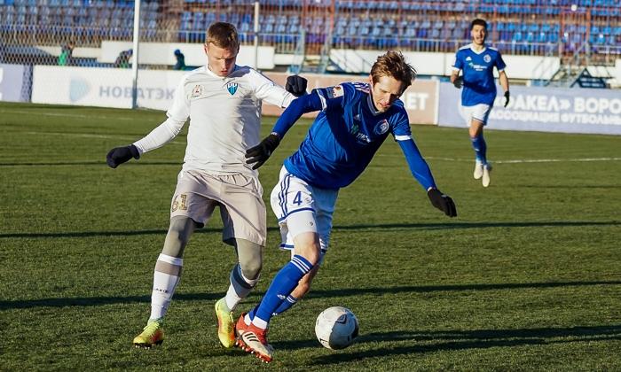 ФК «Нижний Новгород» ушёл на зимовку в хорошем настроении