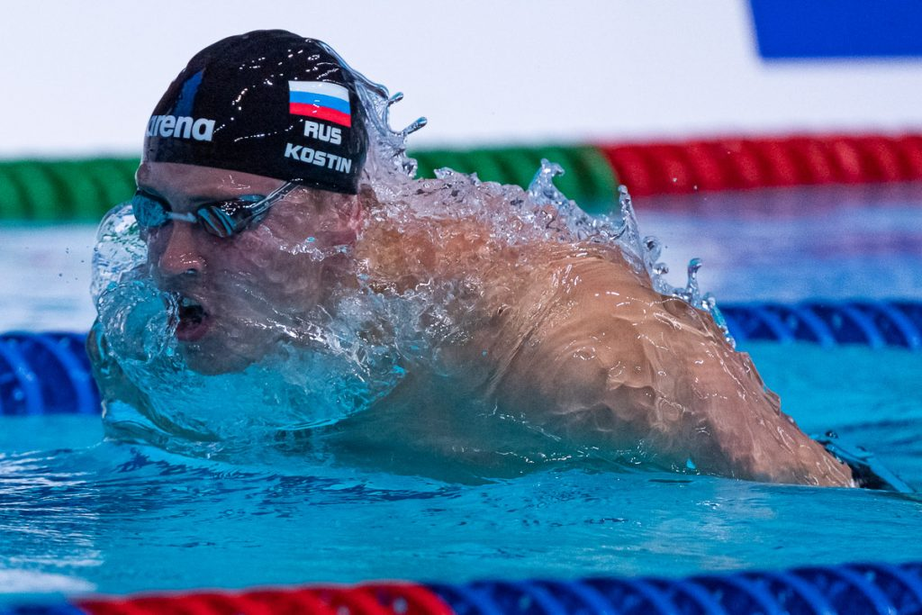 Нижегородский пловец Олег Костин установил рекорд России