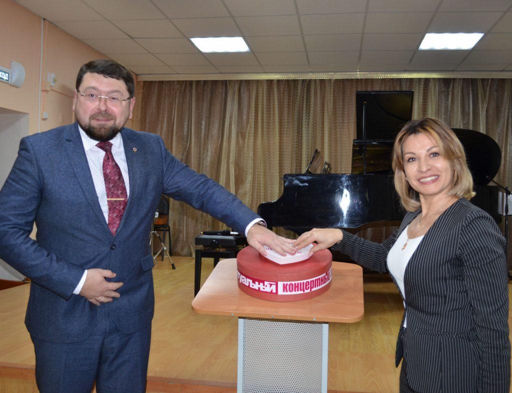 ВШахунье врамках национального проекта «Культура» открыли виртуальный концертный зал