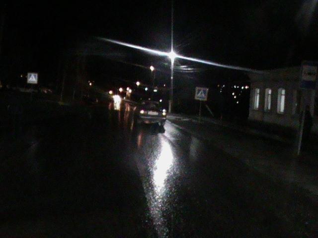 Водитель «Нивы» сбил отца с сыном на пешеходном переходе в Сергаче