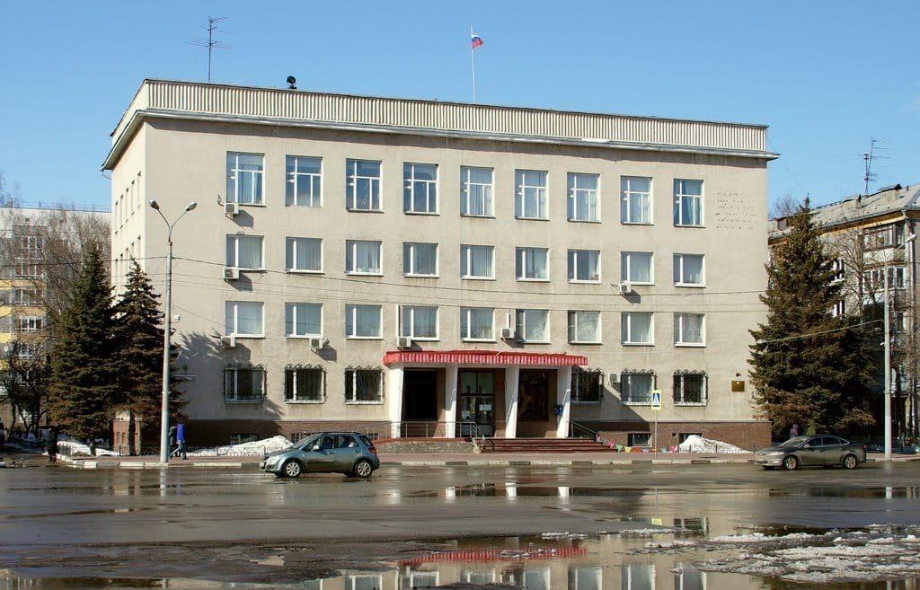 Грабитель пробрался в здание Сормовской администрации и украл оттуда один ноутбук