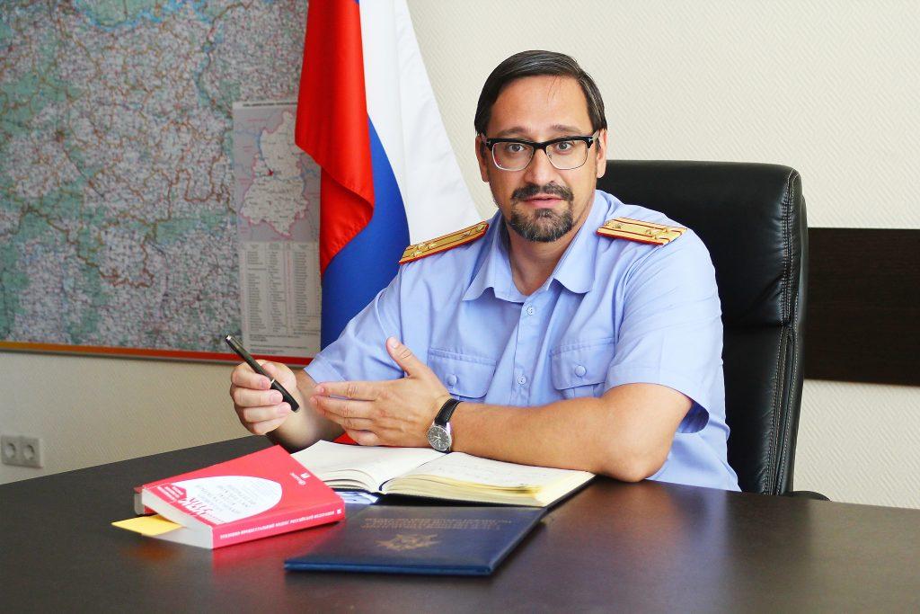 Дмитрий Канонеров: «Чтобы стать хорошим следователем, профессионального образования недостаточно»