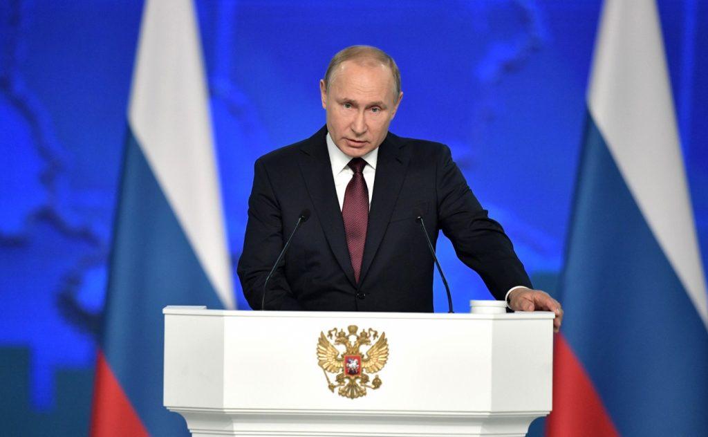 Нижегородцы смогут увидеть ежегодное Послание Президента Федеральному Собранию в прямом эфире