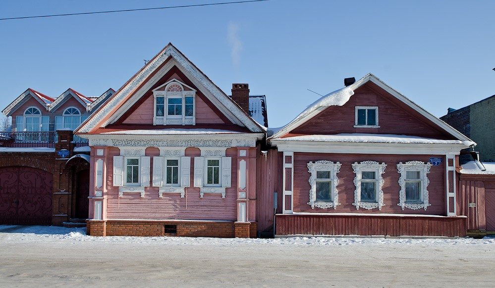 «Усынови наличник»: необычная акция стартовала в Нижегородской области
