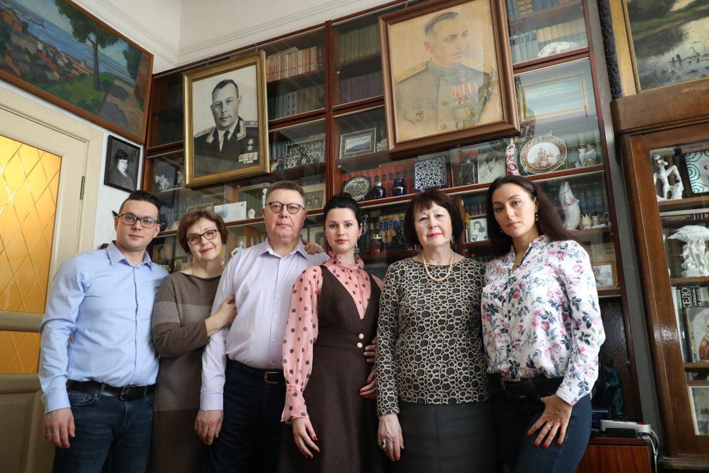 «Мы все хотели походить на отца»: родные генерала Ивана Ивлиева рассказали о его подвигах на войне