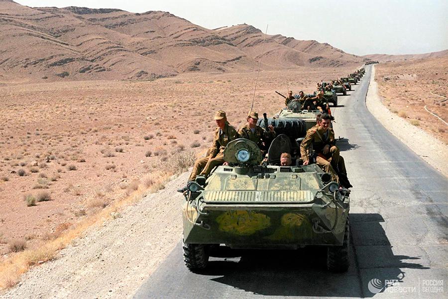 Спрятанная война: кем были первые нижегородцы, погибшие в Афганистане