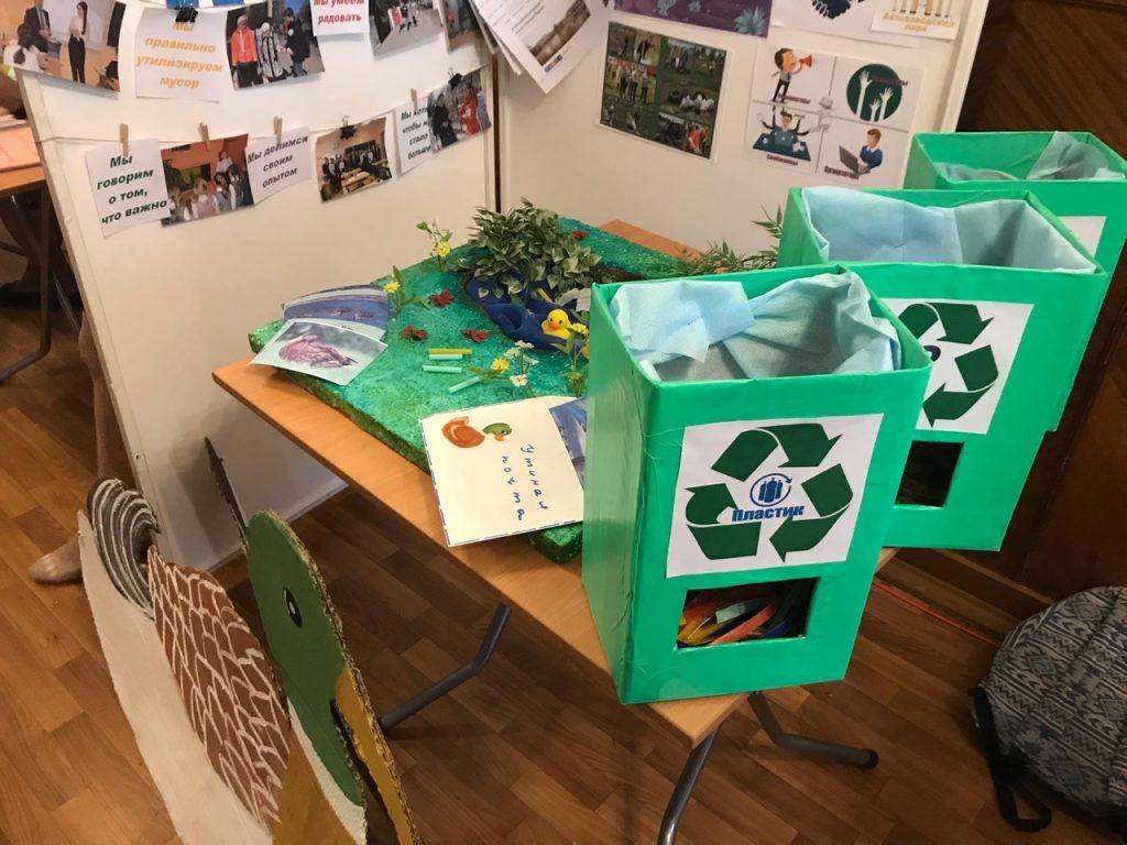 Экологический проект гимназии №136 победил вгородском конкурсе «Команда Нижнего»