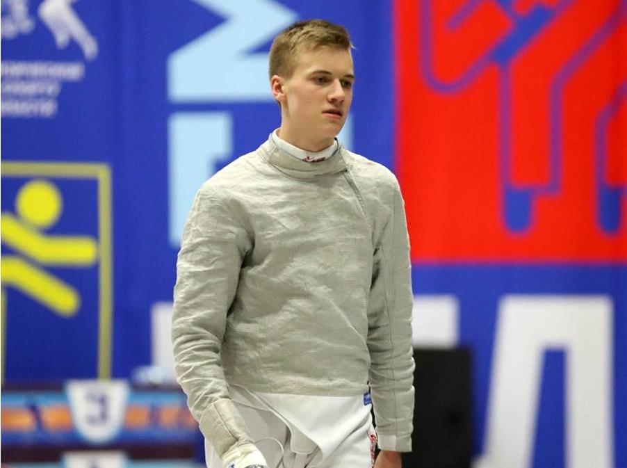 Нижегородец завоевал «серебряную» позицию Кубка мира по фехтованию