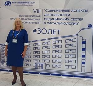 Лучшая медсестра России работает в Нижегородской области